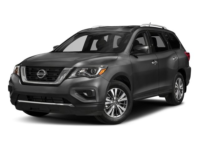2017 Nissan Pathfinder S FWD S Regular Unleaded V-6 3.5 L/213 [8]