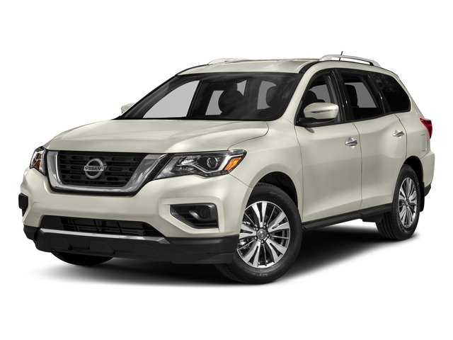 2017 Nissan Pathfinder S FWD S Regular Unleaded V-6 3.5 L/213 [1]