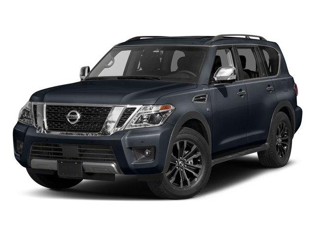 2017 Nissan Armada Platinum 4x4 Platinum Regular Unleaded V-8 5.6 L/339 [5]