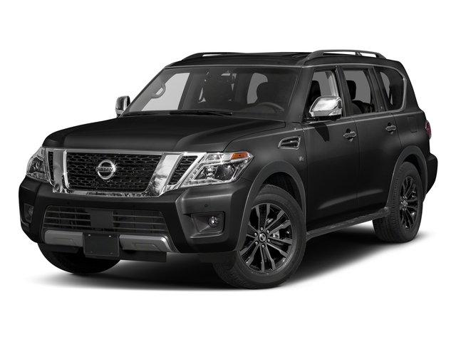2017 Nissan Armada Platinum 4x4 Platinum Regular Unleaded V-8 5.6 L/339 [2]
