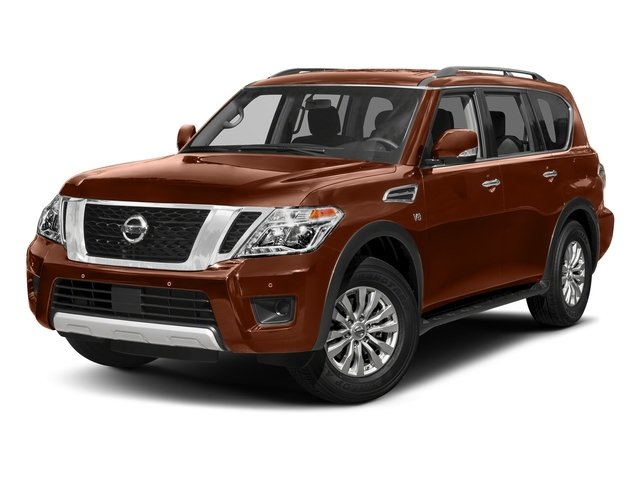 2017 Nissan Armada SV 4x4 SV Regular Unleaded V-8 5.6 L/339 [2]