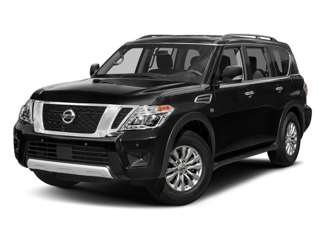 2017 Nissan Armada SV 4x2 SV Regular Unleaded V-8 5.6 L/339 [3]