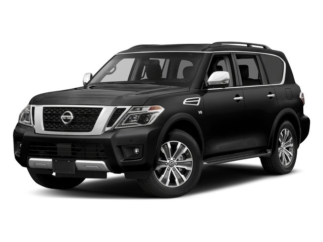 2017 Nissan Armada SL 4x2 SL Regular Unleaded V-8 5.6 L/339 [1]