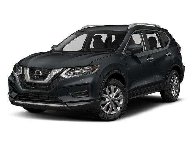 2017 Nissan Rogue SV 2017.5 FWD SV Regular Unleaded I-4 2.5 L/152 [1]