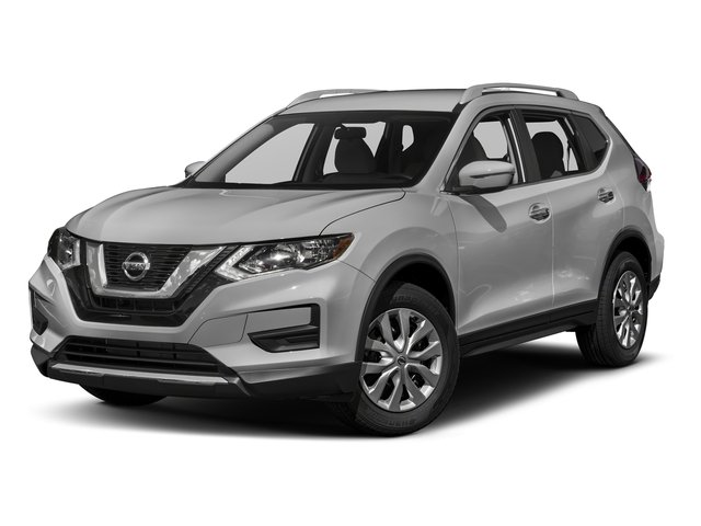 2017 Nissan Rogue SV AWD SV Regular Unleaded I-4 2.5 L/152 [8]