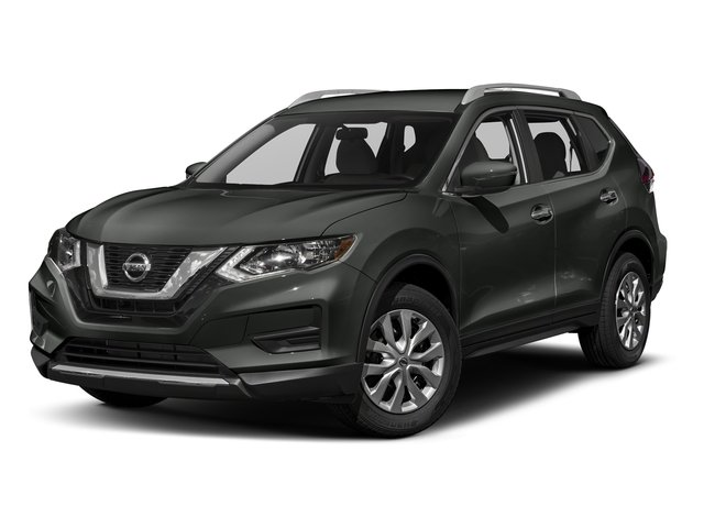2017 Nissan Rogue SV 2017.5 AWD SV Regular Unleaded I-4 2.5 L/152 [8]