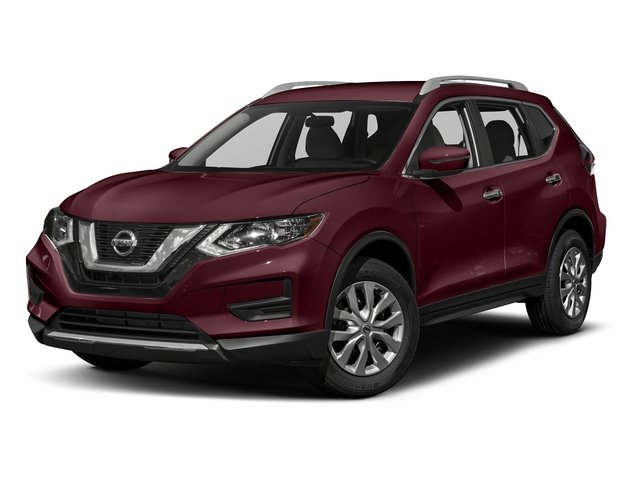 2017 Nissan Rogue SV 2017.5 AWD SV Regular Unleaded I-4 2.5 L/152 [5]