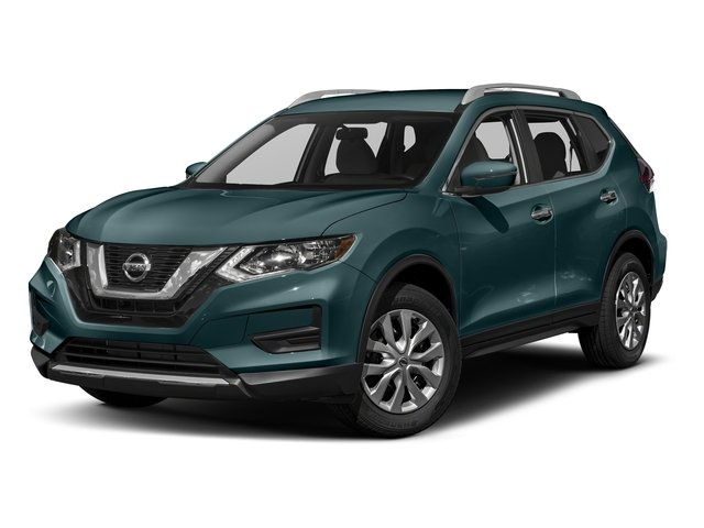 2017 Nissan Rogue S 2017.5 FWD S Regular Unleaded I-4 2.5 L/152 [6]