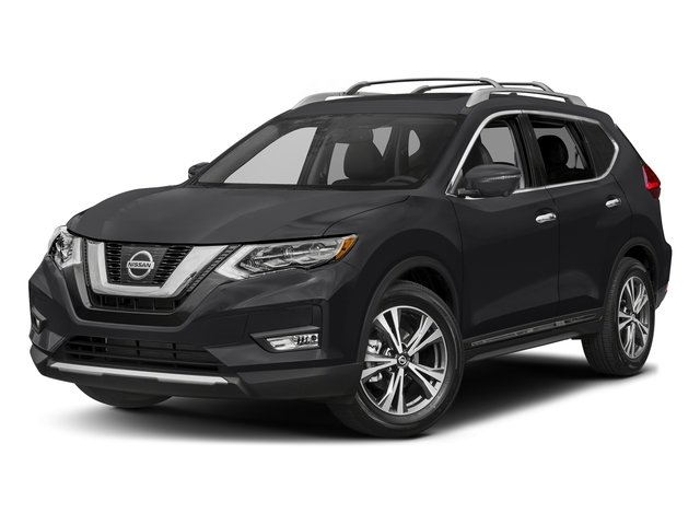 2017 Nissan Rogue SL 2017.5 AWD SL Regular Unleaded I-4 2.5 L/152 [12]