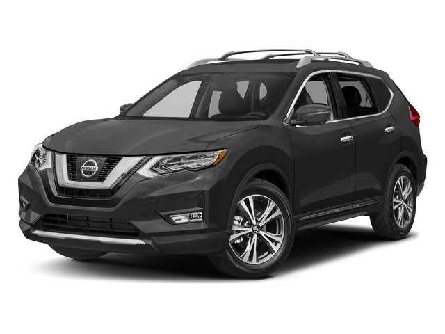 2017 Nissan Rogue SL 2017.5 AWD SL Regular Unleaded I-4 2.5 L/152 [27]
