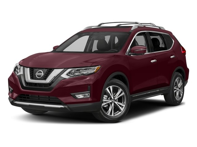 2017 Nissan Rogue SL 2017.5 FWD SL Regular Unleaded I-4 2.5 L/152 [18]