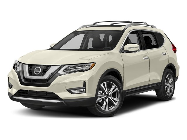 2017 Nissan Rogue SL 2017.5 AWD SL Regular Unleaded I-4 2.5 L/152 [14]