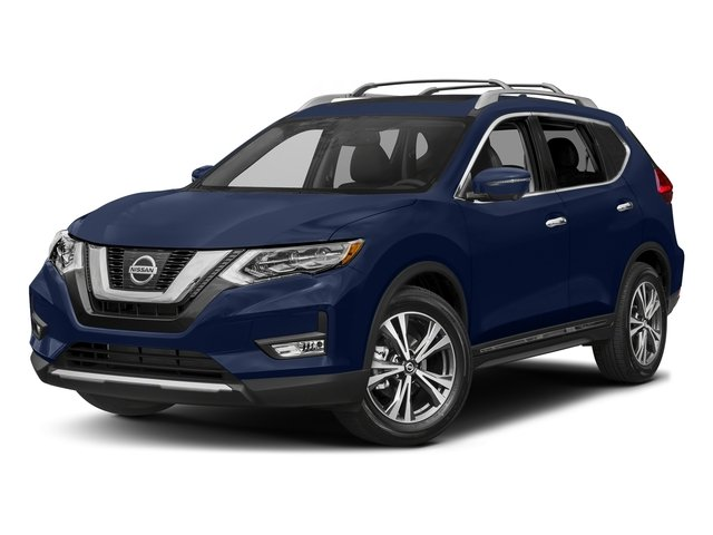 2017 Nissan Rogue SL 2017.5 AWD SL Regular Unleaded I-4 2.5 L/152 [6]