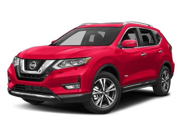2017 Nissan Rogue SL Hybrid FWD SL Hybrid Gas/Electric I-4 2.0 L/122 [19]