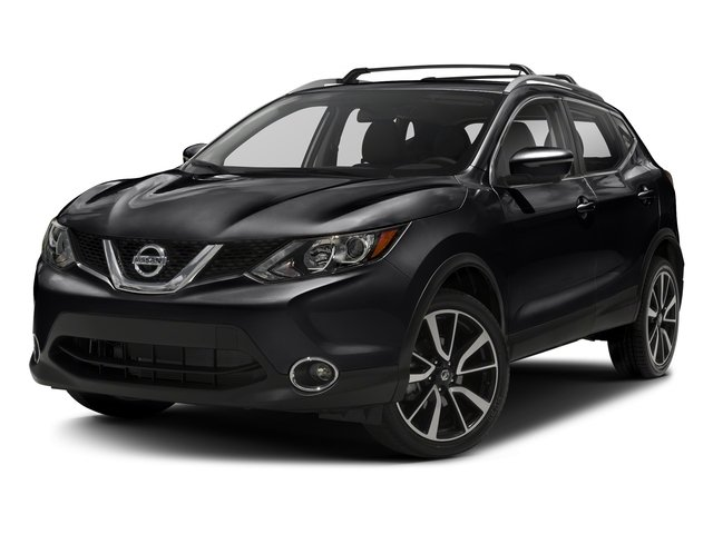 2017 Nissan Rogue Sport SL AWD SL Regular Unleaded I-4 2.0 L/122 [0]