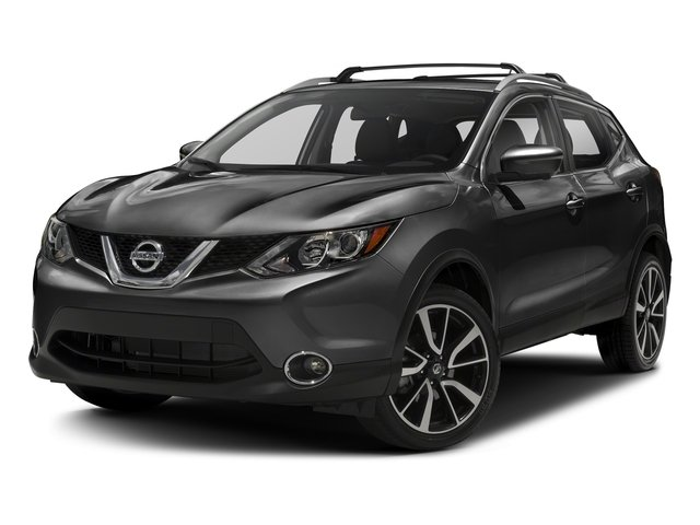 2017 Nissan Rogue Sport SL FWD SL Regular Unleaded I-4 2.0 L/122 [1]