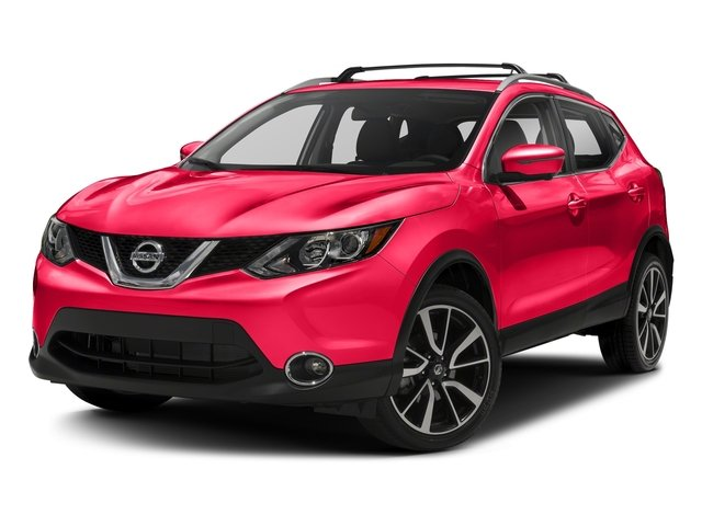 2017 Nissan Rogue Sport SL AWD SL Regular Unleaded I-4 2.0 L/122 [18]