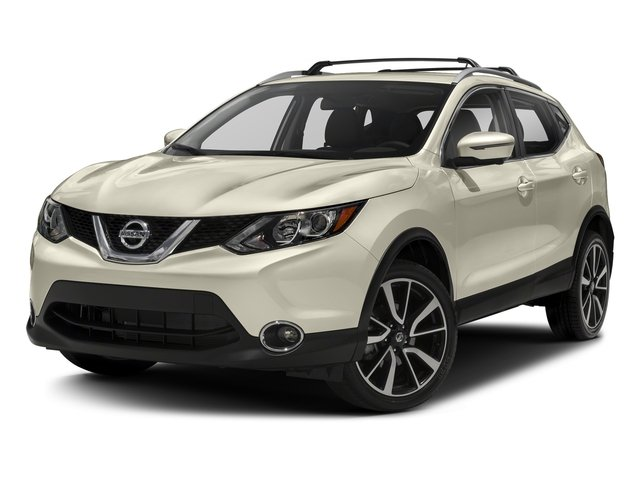 2017 Nissan Rogue Sport SL AWD SL Regular Unleaded I-4 2.0 L/122 [8]