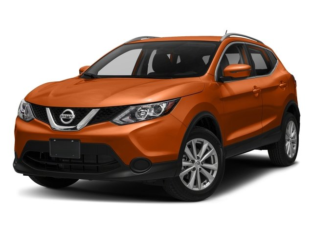 2017 Nissan Rogue Sport SV AWD SV Regular Unleaded I-4 2.0 L/122 [13]