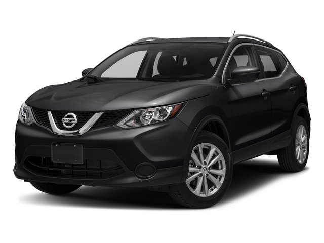 2017 Nissan Rogue Sport SV FWD SV Regular Unleaded I-4 2.0 L/122 [3]
