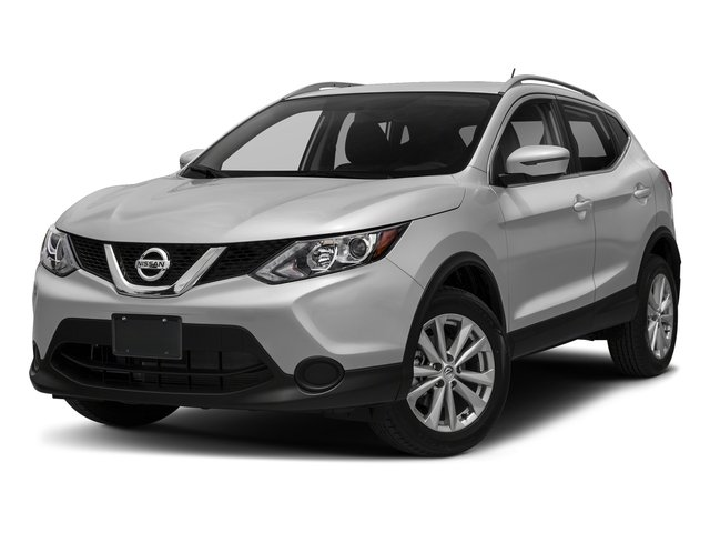 2017 Nissan Rogue Sport S FWD S Regular Unleaded I-4 2.0 L/122 [6]
