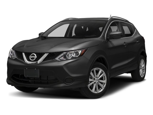 2017 Nissan Rogue Sport S K01 S APPEARANCE PACKAGE  -inc Wheels 17 x 70 Aluminum Alloy  Tire