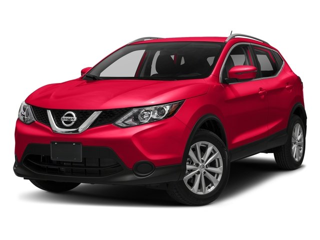 2017 Nissan Rogue Sport SV AWD SV Regular Unleaded I-4 2.0 L/122 [0]