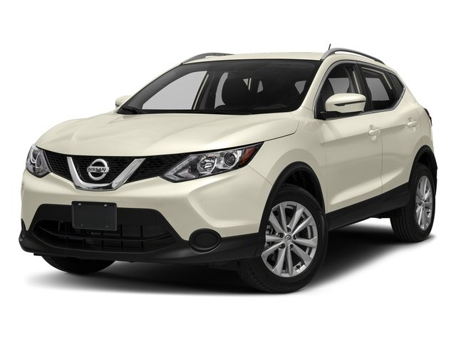 2017 Nissan Rogue Sport SV FWD SV Regular Unleaded I-4 2.0 L/122 [1]