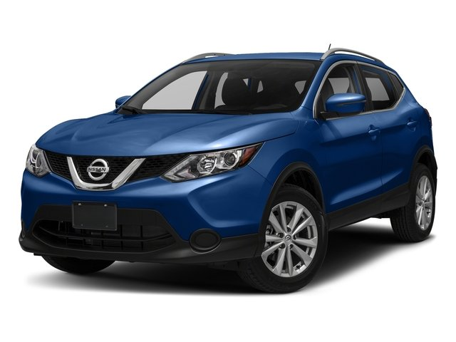2017 Nissan Rogue Sport SV FWD SV Regular Unleaded I-4 2.0 L/122 [0]