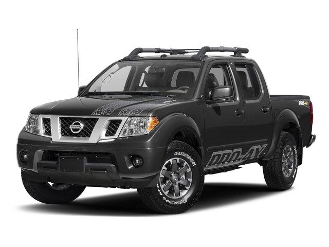 2017 Nissan Frontier PRO-4X Crew Cab 4x4 PRO-4X Auto Regular Unleaded V-6 4.0 L/241 [5]