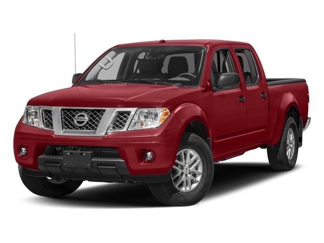 2017 Nissan Frontier SV V6 2017.5 Crew Cab 4x4 SV V6 Auto Regular Unleaded V-6 4.0 L/241 [6]