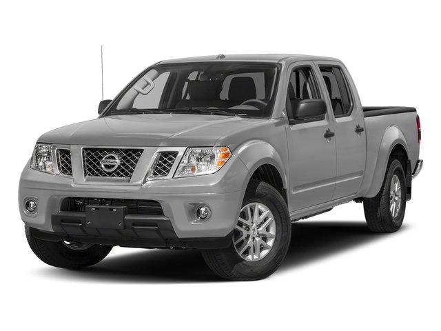 2017 Nissan Frontier SV V6 Crew Cab 4x2 SV V6 Auto Regular Unleaded V-6 4.0 L/241 [6]