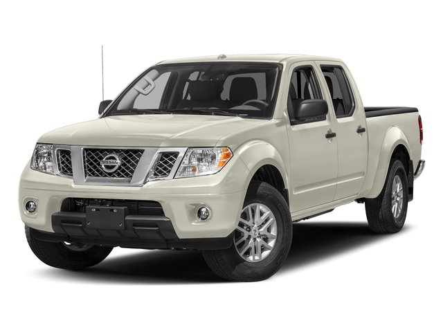 2017 Nissan Frontier SV V6 Crew Cab 4x2 SV V6 Auto Regular Unleaded V-6 4.0 L/241 [13]