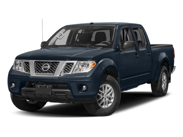 2017 Nissan Frontier SV V6 2017.5 Crew Cab 4x4 SV V6 Auto Regular Unleaded V-6 4.0 L/241 [0]