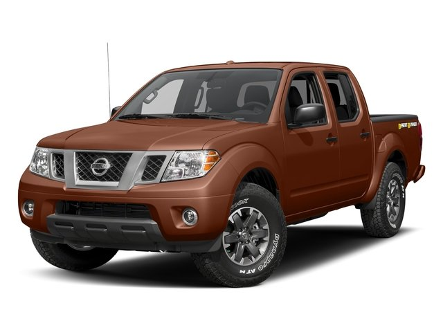 2017 Nissan Frontier Desert Runner Crew Cab 4x2 Desert Runner Auto Regular Unleaded V-6 4.0 L/241 [14]