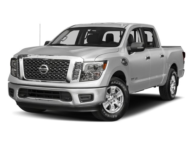 2017 Nissan Titan SV 4x4 Crew Cab SV Regular Unleaded V-8 5.6 L/339 [10]