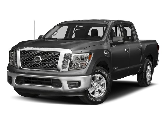 2017 Nissan Titan SV 4x4 Crew Cab SV Regular Unleaded V-8 5.6 L/339 [0]