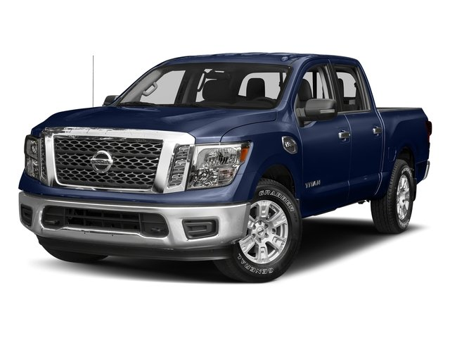 2017 Nissan Titan SV 4x2 Crew Cab SV Regular Unleaded V-8 5.6 L/339 [0]