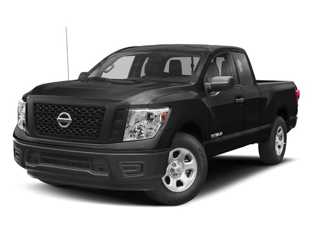 2017 Nissan Titan S 4x4 King Cab S Regular Unleaded V-8 5.6 L/339 [18]