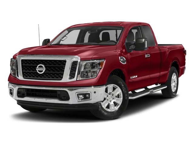 2017 Nissan Titan SV 4x2 King Cab SV Regular Unleaded V-8 5.6 L/339 [0]