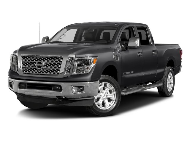 2017 Nissan Titan XD SL 4x4 Gas Crew Cab SL Regular Unleaded V-8 5.6 L/339 [0]