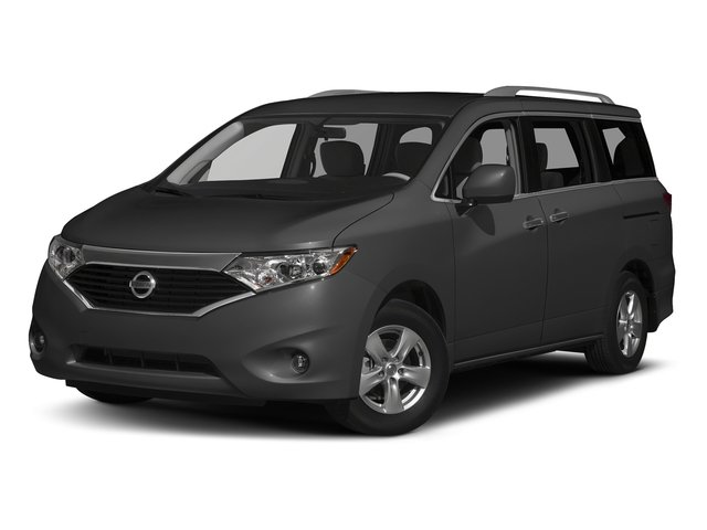 2017 Nissan Quest SV SV CVT Regular Unleaded V-6 3.5 L/213 [12]