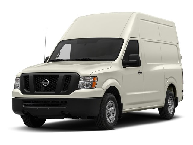 2017 Nissan NV Cargo SV NV2500 HD High Roof V8 SV Regular Unleaded V-8 5.6 L/339 [1]