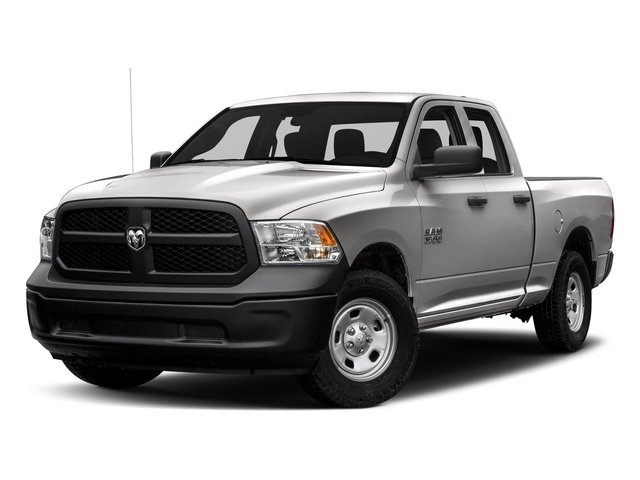 2017 Ram 1500 Tradesman Tradesman 4x2 Quad Cab 6'4″ Box Regular Unleaded V-6 3.6 L/220 [1]