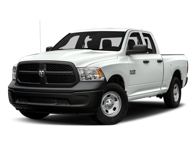 "2017 Ram 1500 Tradesman Tradesman 4x4 Quad Cab 6'4"" Box Intercooled Turbo Diesel V-6 3.0 L/182 [11]"