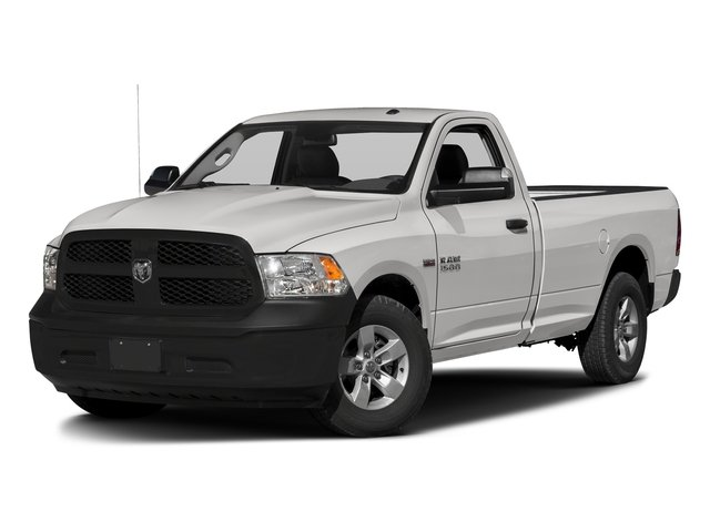 2017 Ram 1500 Tradesman Tradesman 4x2 Regular Cab 6'4″ Box Regular Unleaded V-6 3.6 L/220 [4]