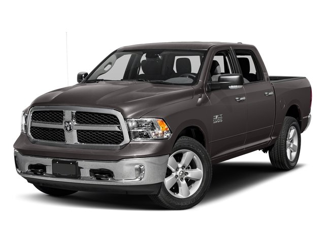 "2017 Ram 1500 Big Horn Big Horn 4x4 Crew Cab 5'7"" Box Intercooled Turbo Diesel V-6 3.0 L/182 [22]"