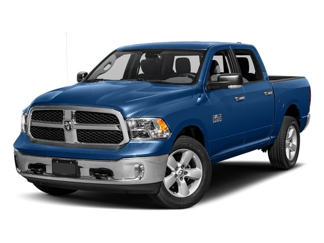 2017 Ram 1500 Big Horn Big Horn 4x4 Crew Cab 5'7″ Box Regular Unleaded V-8 5.7 L/345 [17]