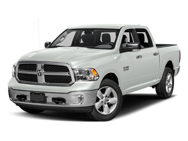 "2017 Ram 1500 Big Horn Big Horn 4x4 Crew Cab 5'7"" Box Regular Unleaded V-6 3.6 L/220 [1]"