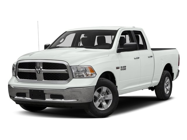 2017 Ram 1500 Big Horn Big Horn 4x4 Quad Cab 6'4″ Box Regular Unleaded V-8 5.7 L/345 [5]